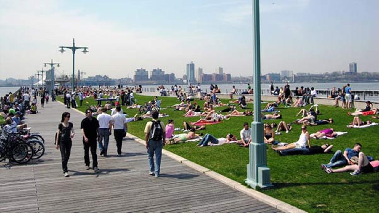 What to do at Hudson River Park this Summer
