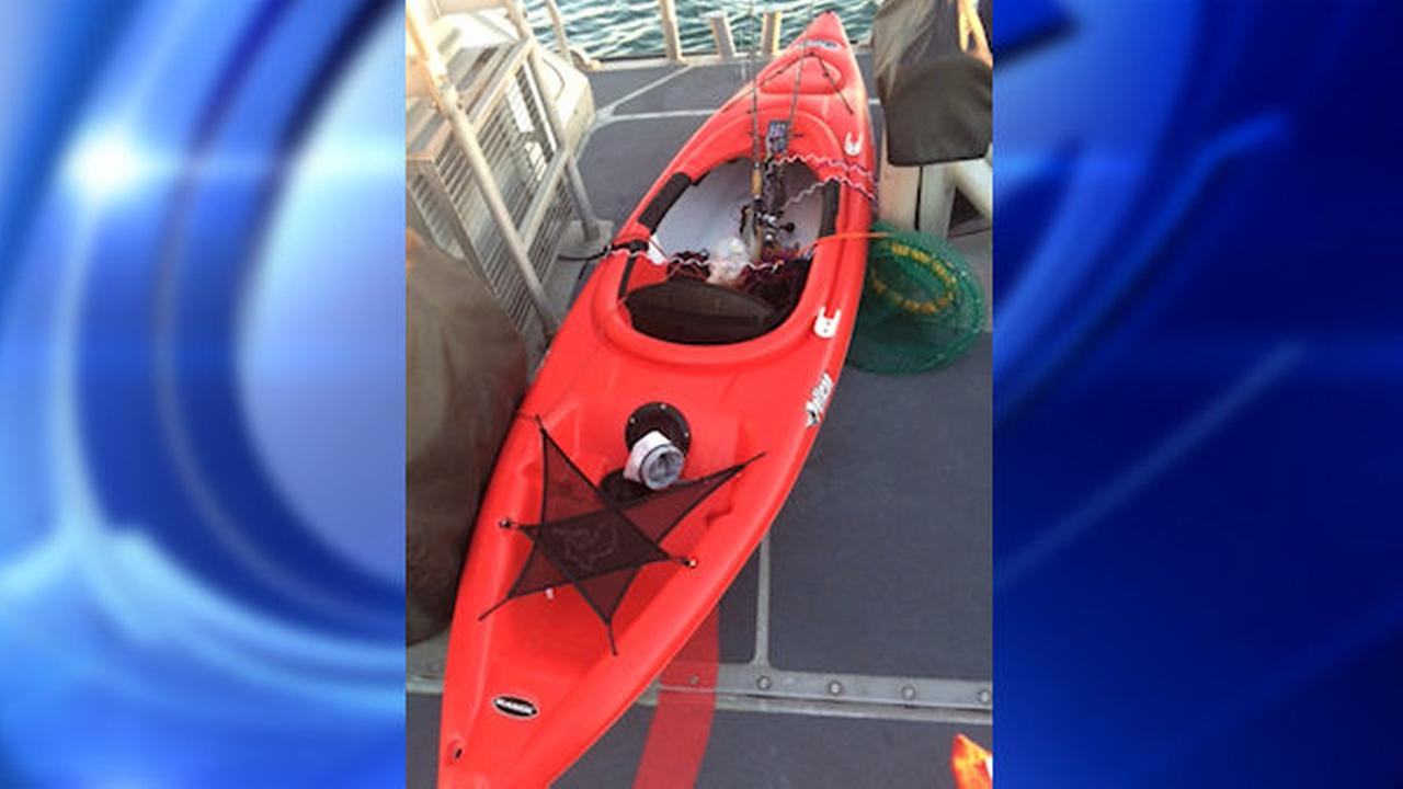 Coast Guard searching for possible missing kayaker off Plum Island