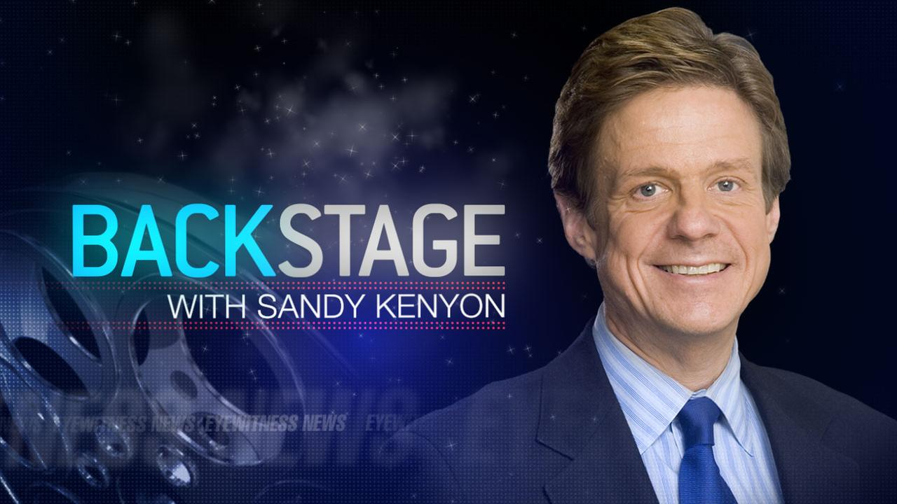 Backstage with Sandy Kenyon