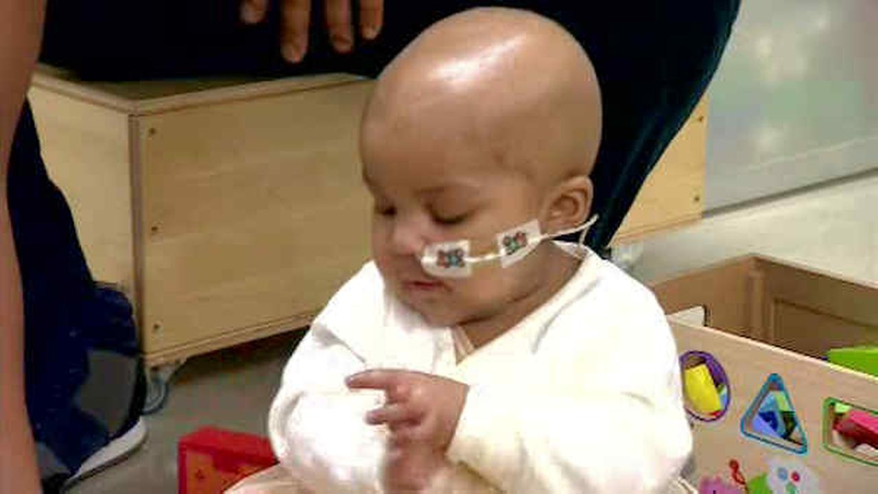 Experimental treatment seemingly cures 1-year-old girl's leukemia