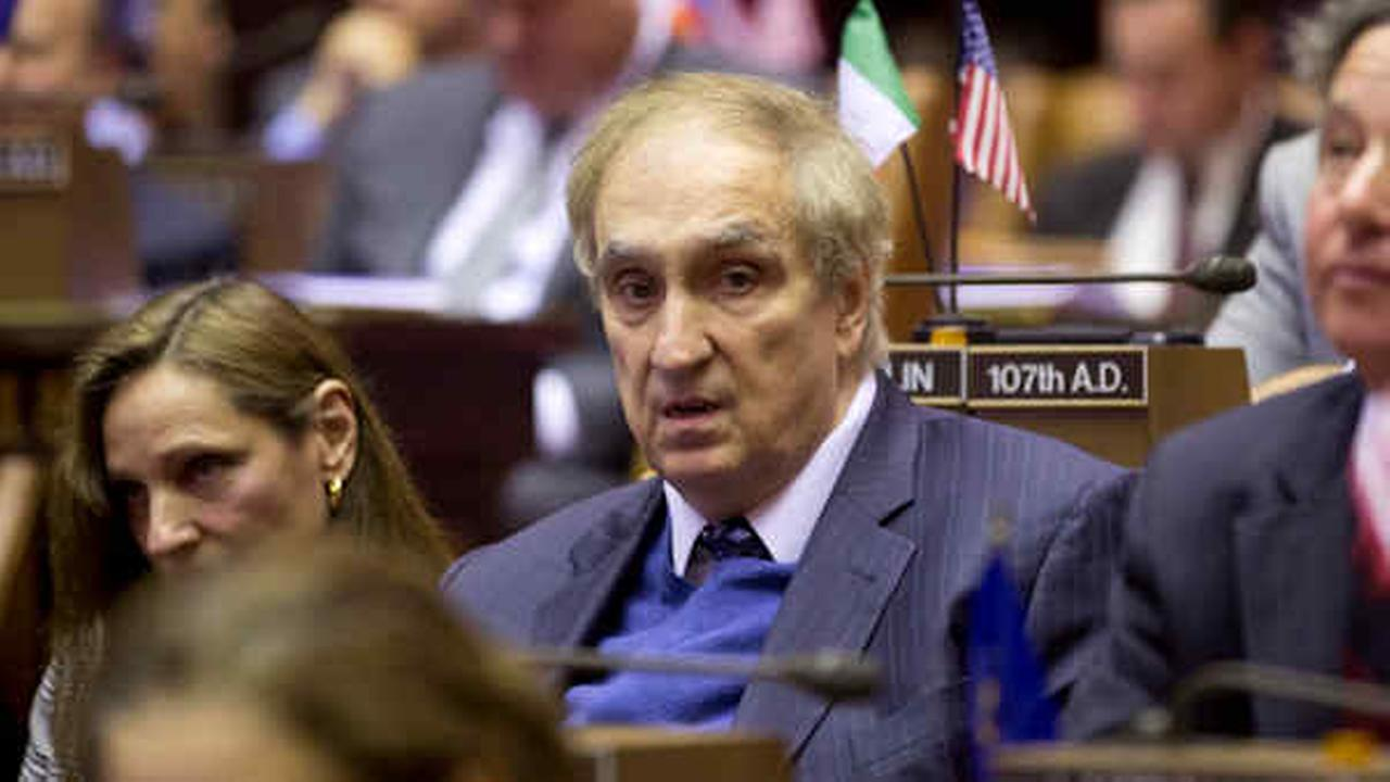 Assemblyman Vito Lopez, D-Brooklyn, sits in the Assembly Chamber during session at the Capitol on Monday, Jan. 14, 2013, in Albany, N.Y.