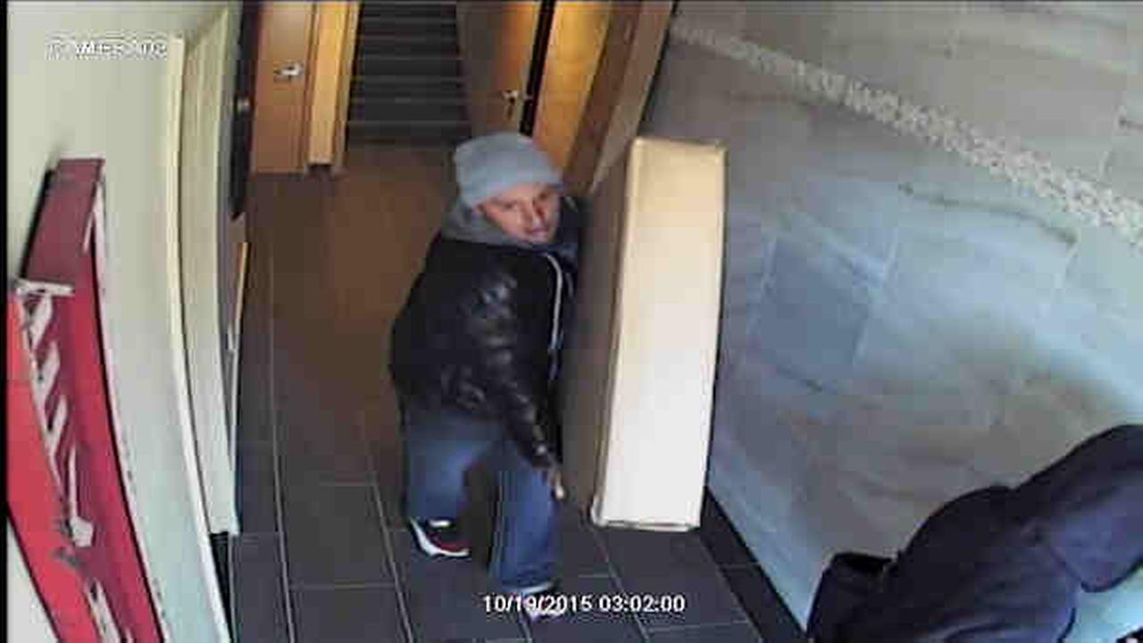 Brooklyn burglars hit several apartment buildings, take packages from lobbies, police say