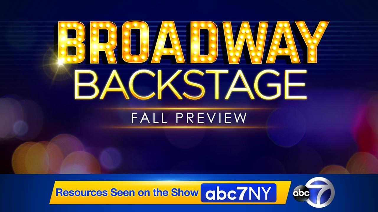 Broadway Fall 2015 - website info