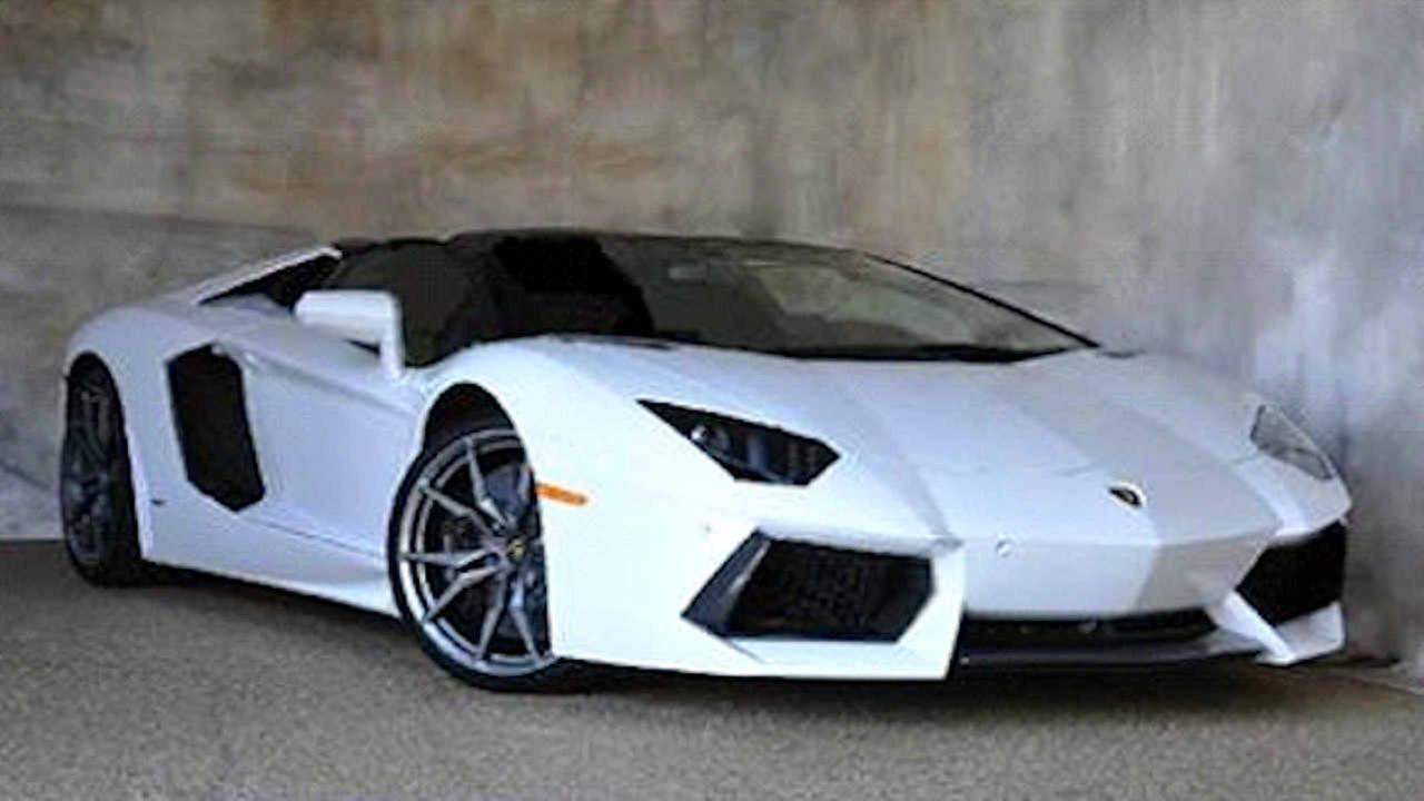 $100,000 reward offered in case of Lamborghini stolen in Queens
