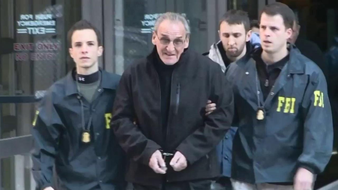 Mobster once charged in famous Lufthansa heist gets prison in arson
