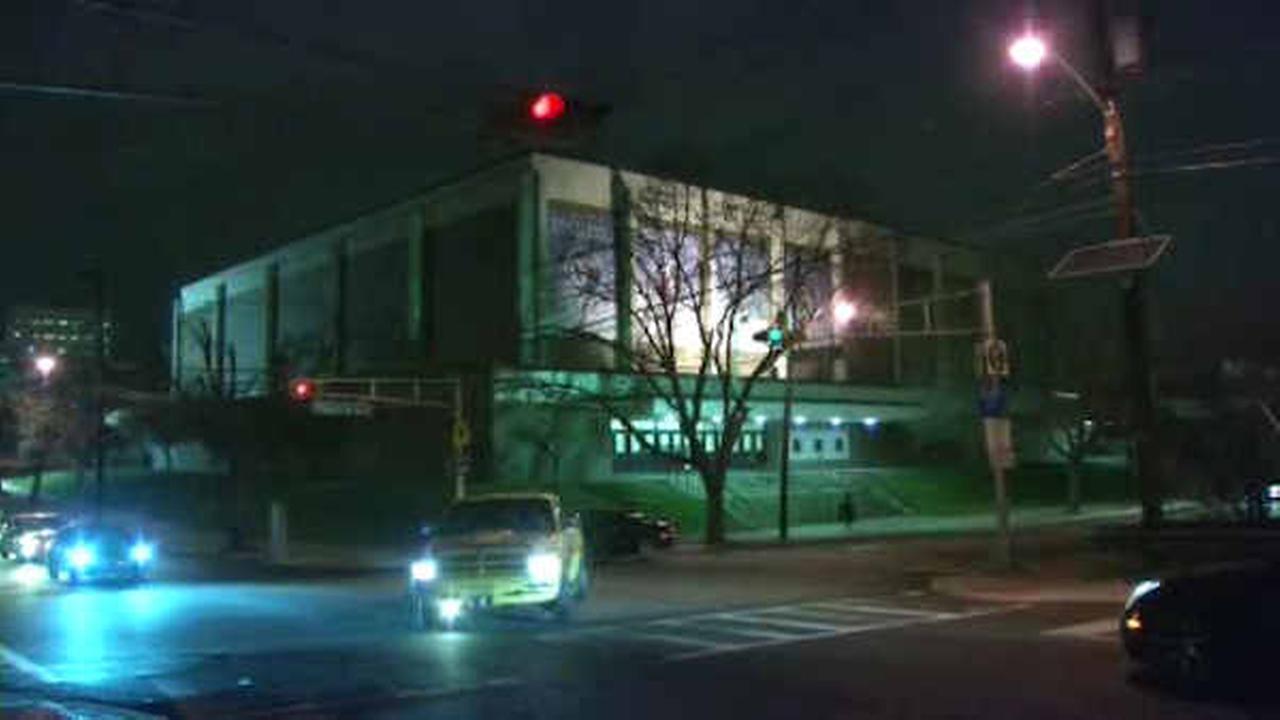 Student stabbed outside high school in Elizabeth