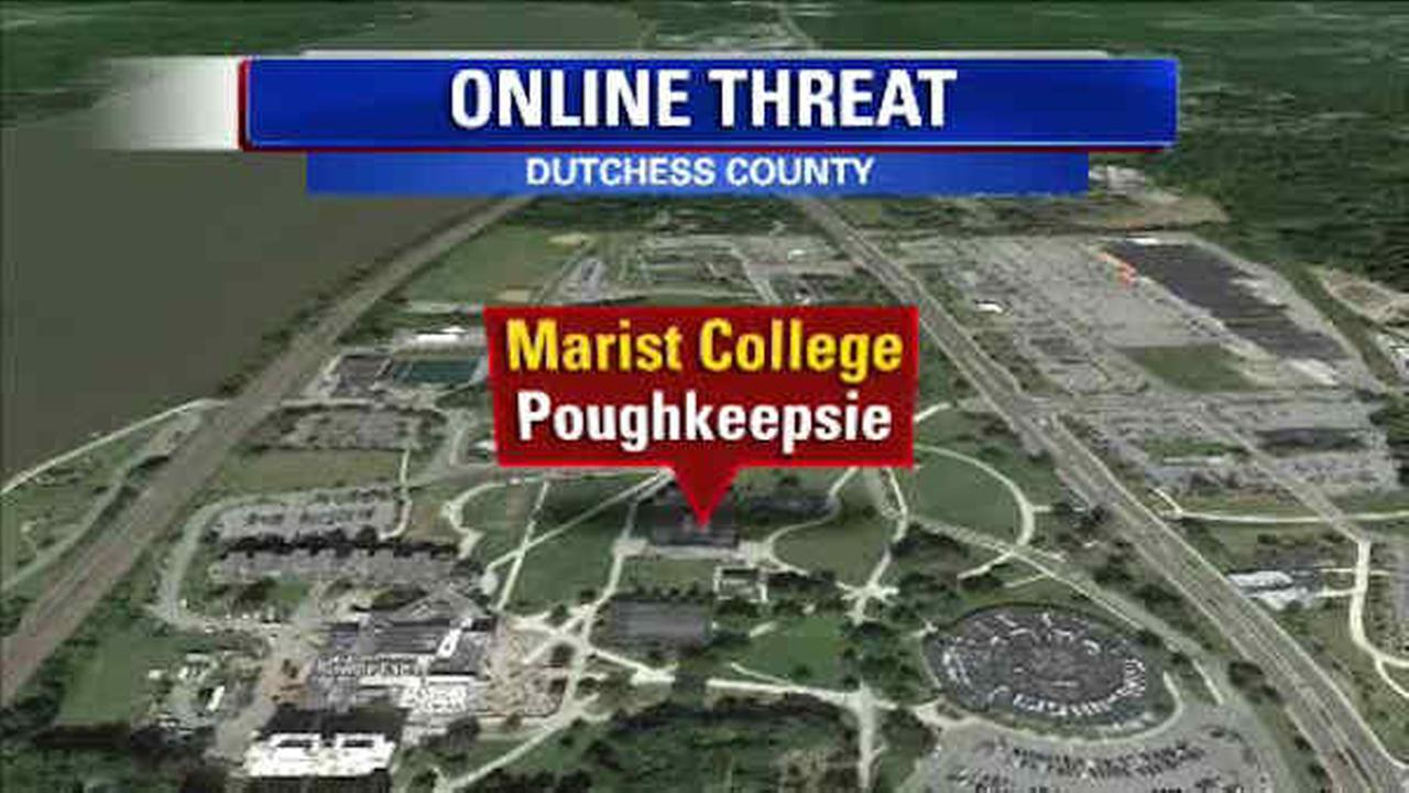 16-year-old arrested in connection with Twitter threats that closed Marist College
