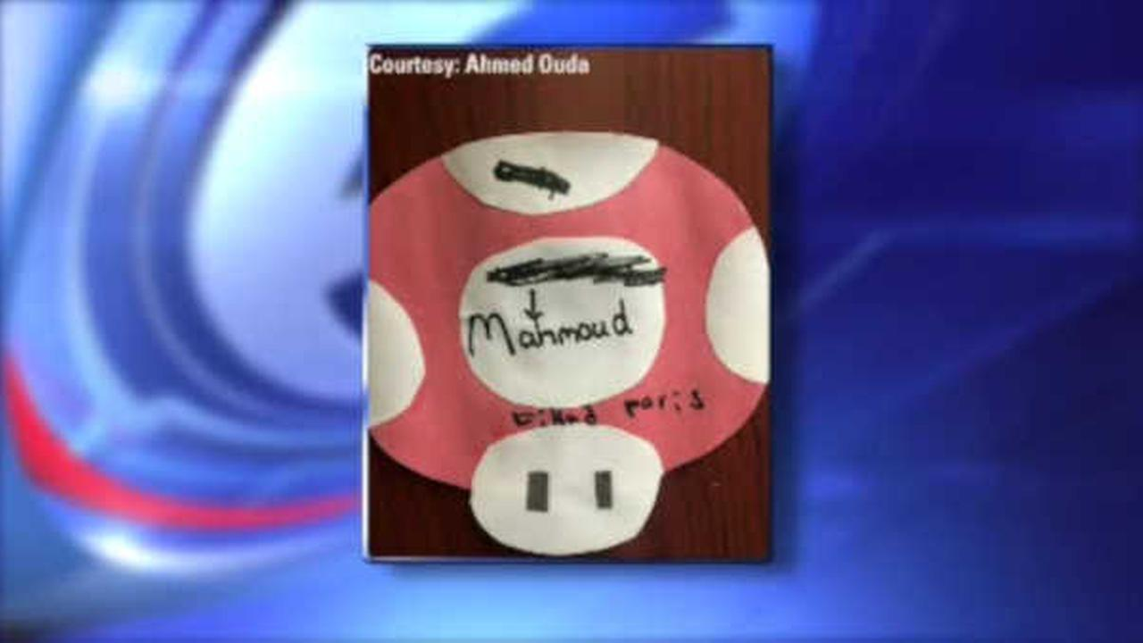 Univ. of Connecticut investigating message left on Egyptian student's door