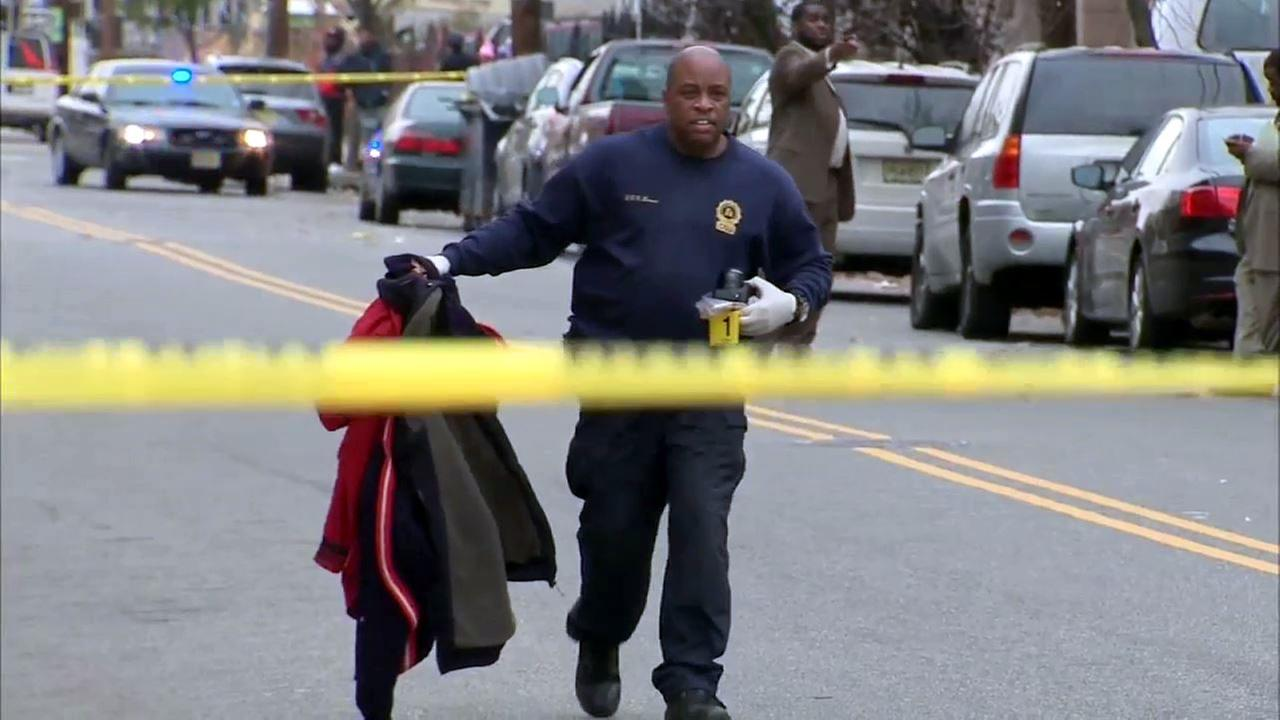 Man injured in shooting across the street from school in Newark