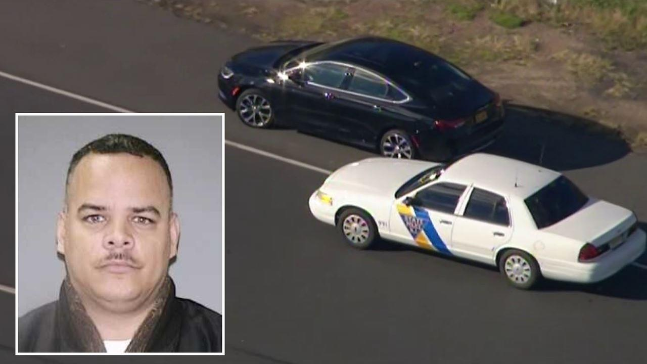 Man wanted in fatal stabbing captured in Secaucus after police chase