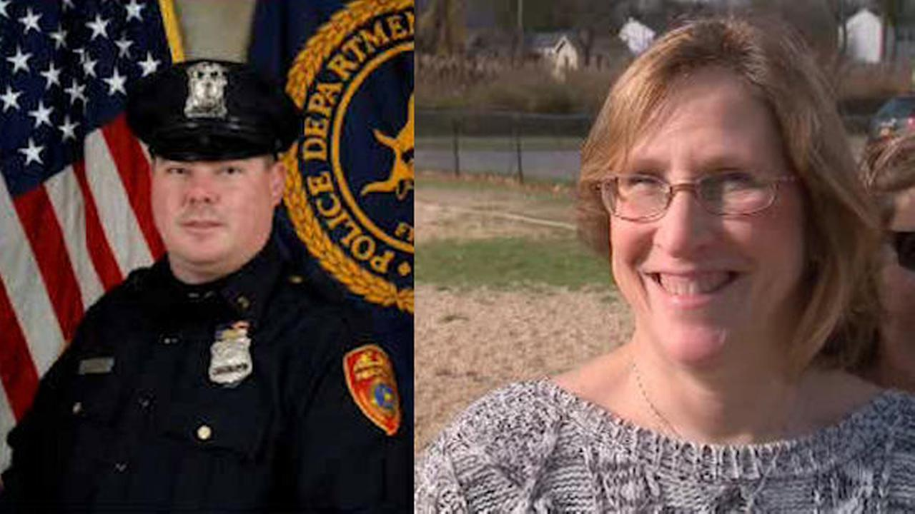 Suffolk County police officer and school nurse revive 10-year-old boy school