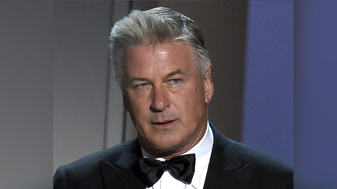 In this Sept. 17, 2018, file photo, Alec Baldwin speaks at the 70th Primetime Emmy Awards at the Microsoft Theater in Los Angeles.