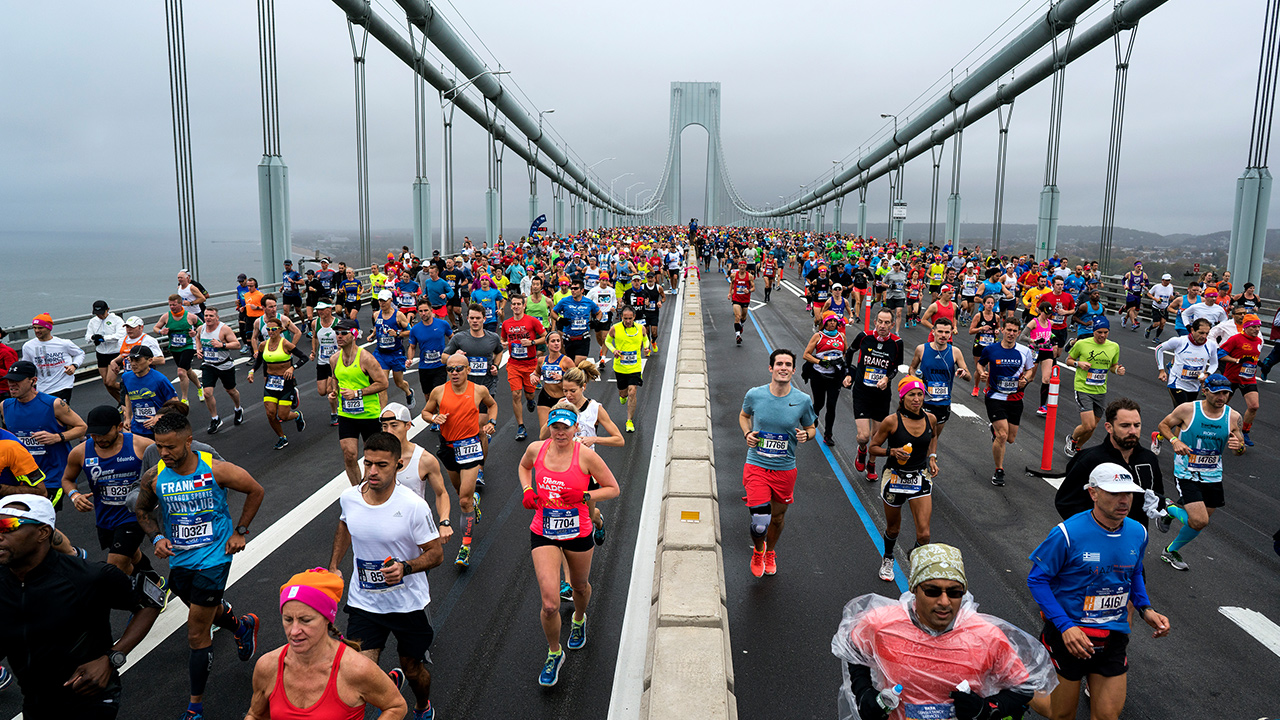 nyc marathon traffic closures verrazano-narrows bridge