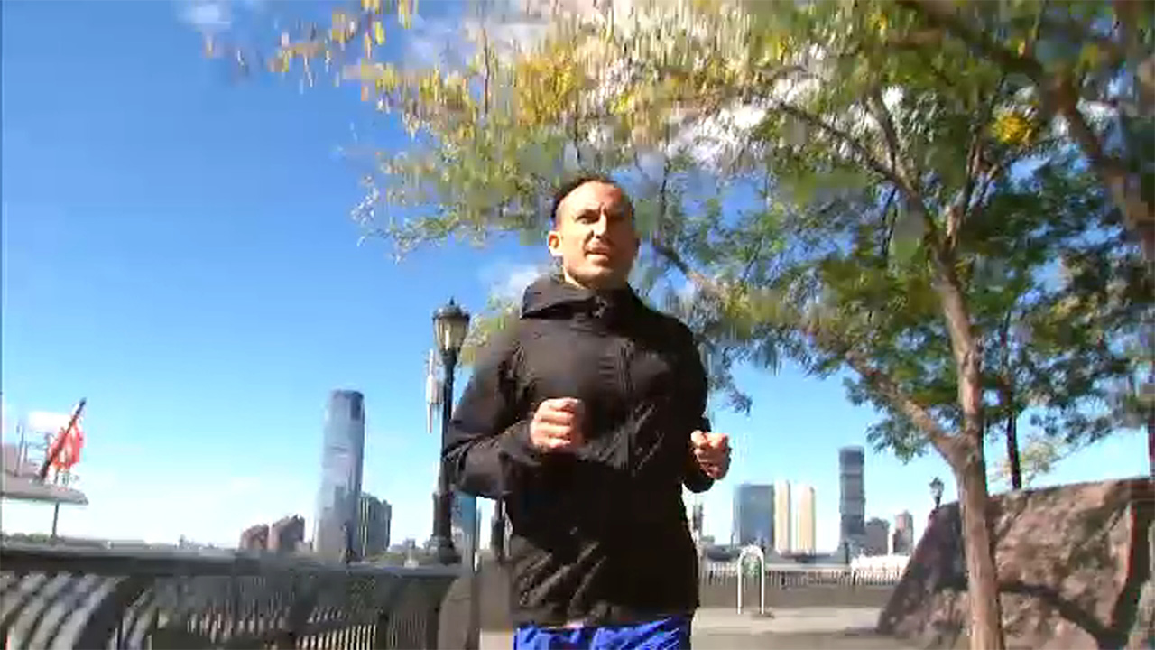 michael chernow chef runner tcs nyc marathon