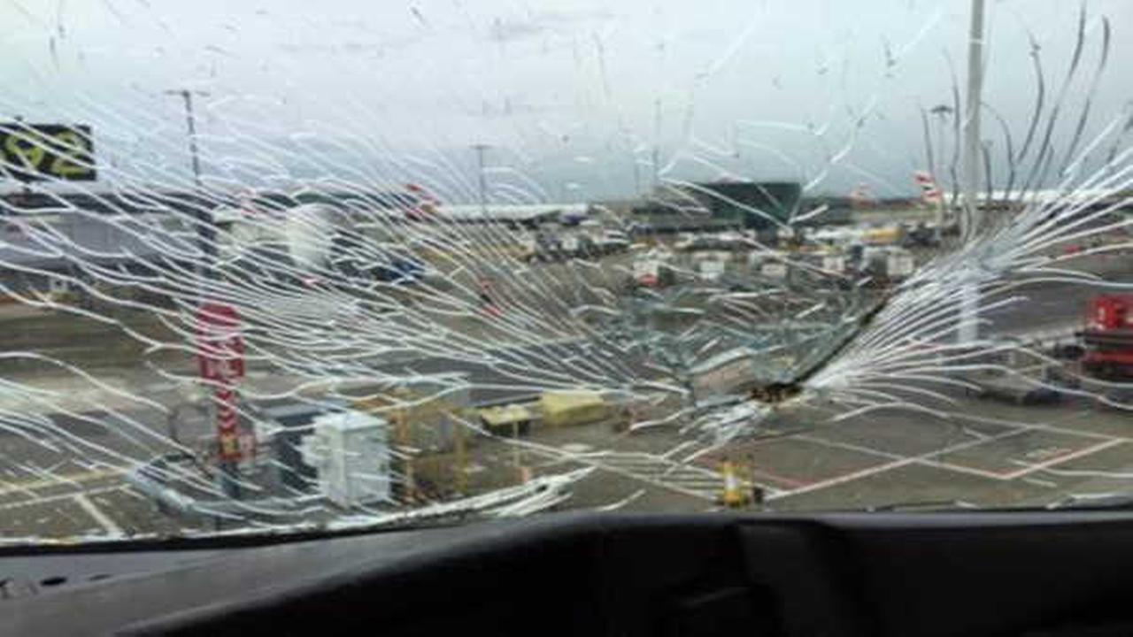 Flight heading to JFK from Milan diverted due to shattered windshield