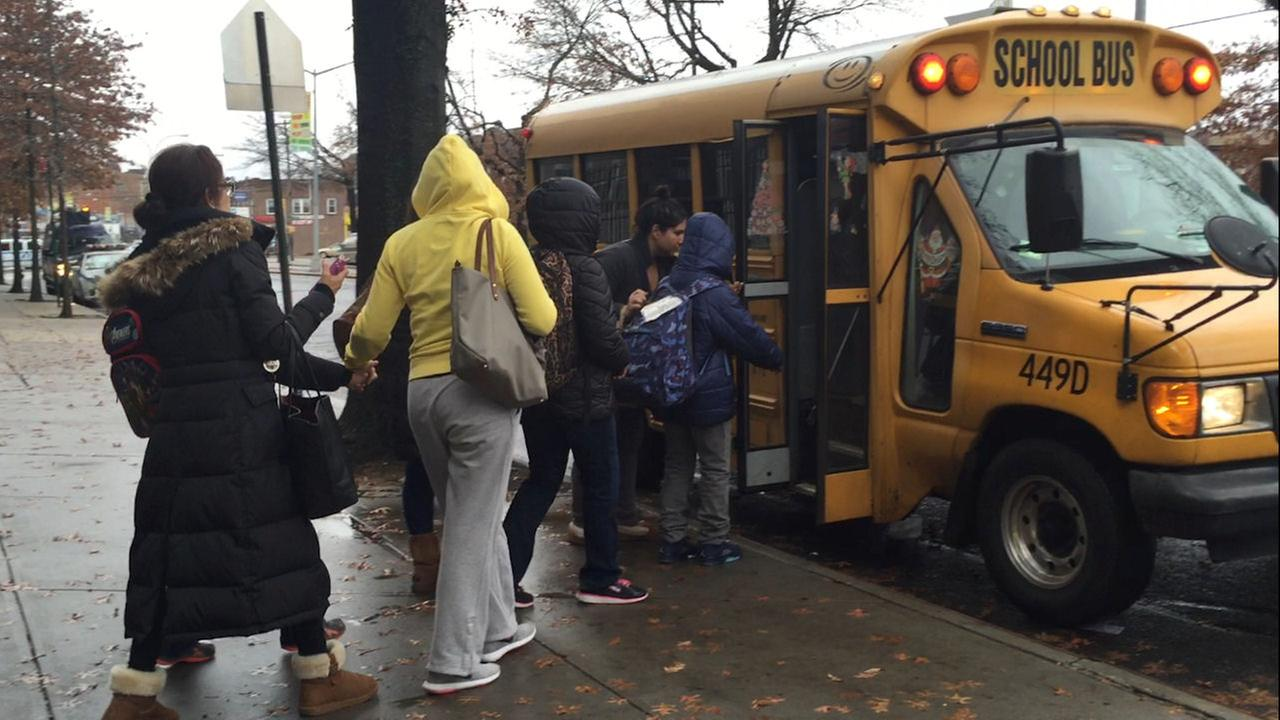 Queens school evacuated over high carbon monoxide levels; No injuries reported
