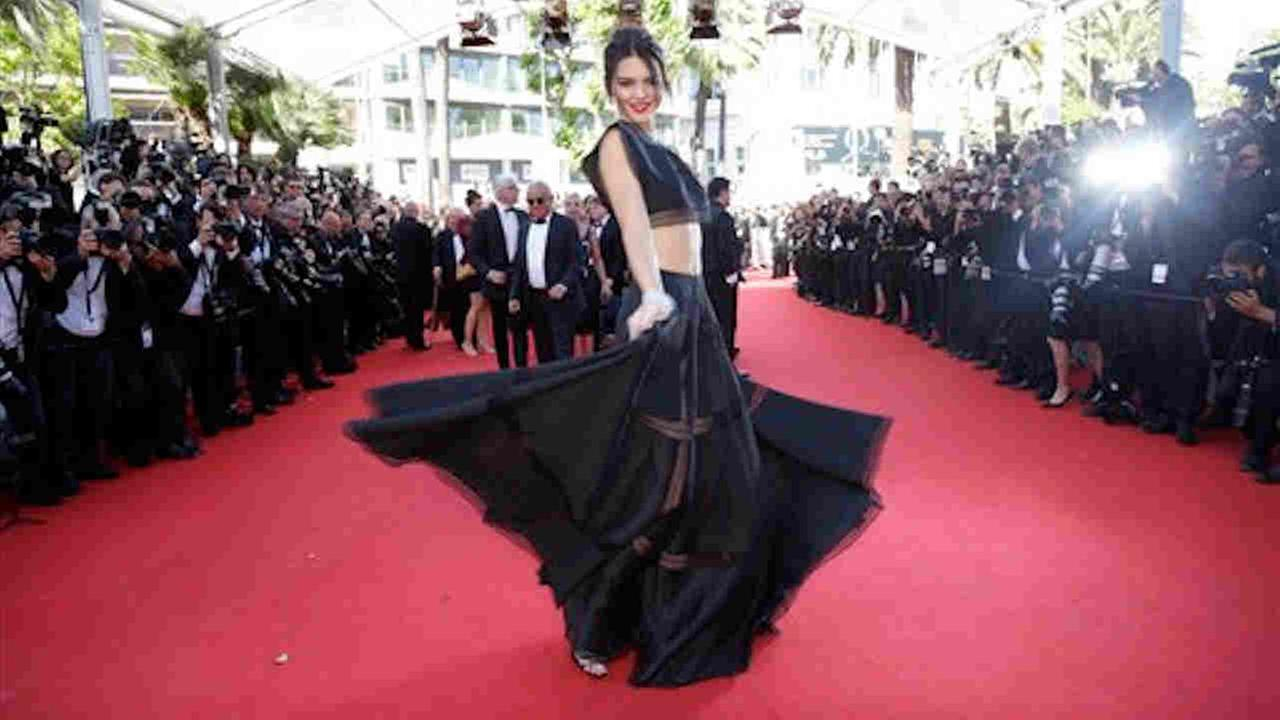 Kendall Jenner topped the list for most popular Instagram photos of the year.