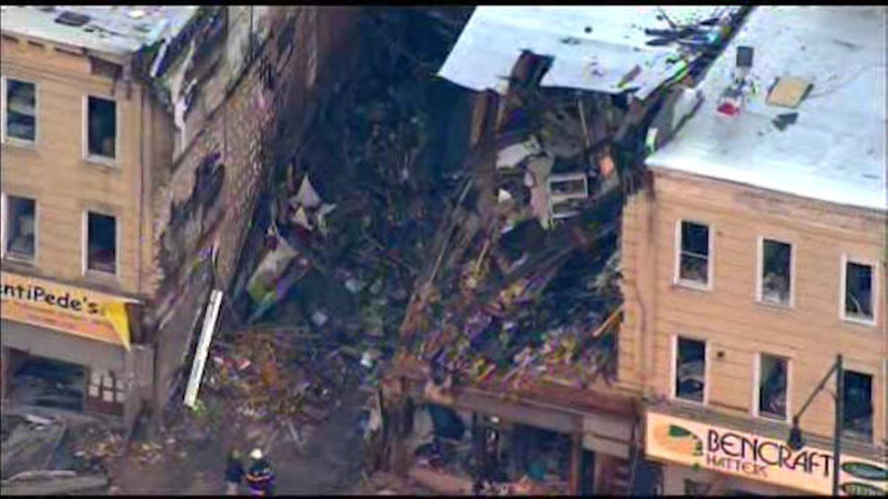 FDNY: Tenant caused deadly building explosion and fire in Borough Park
