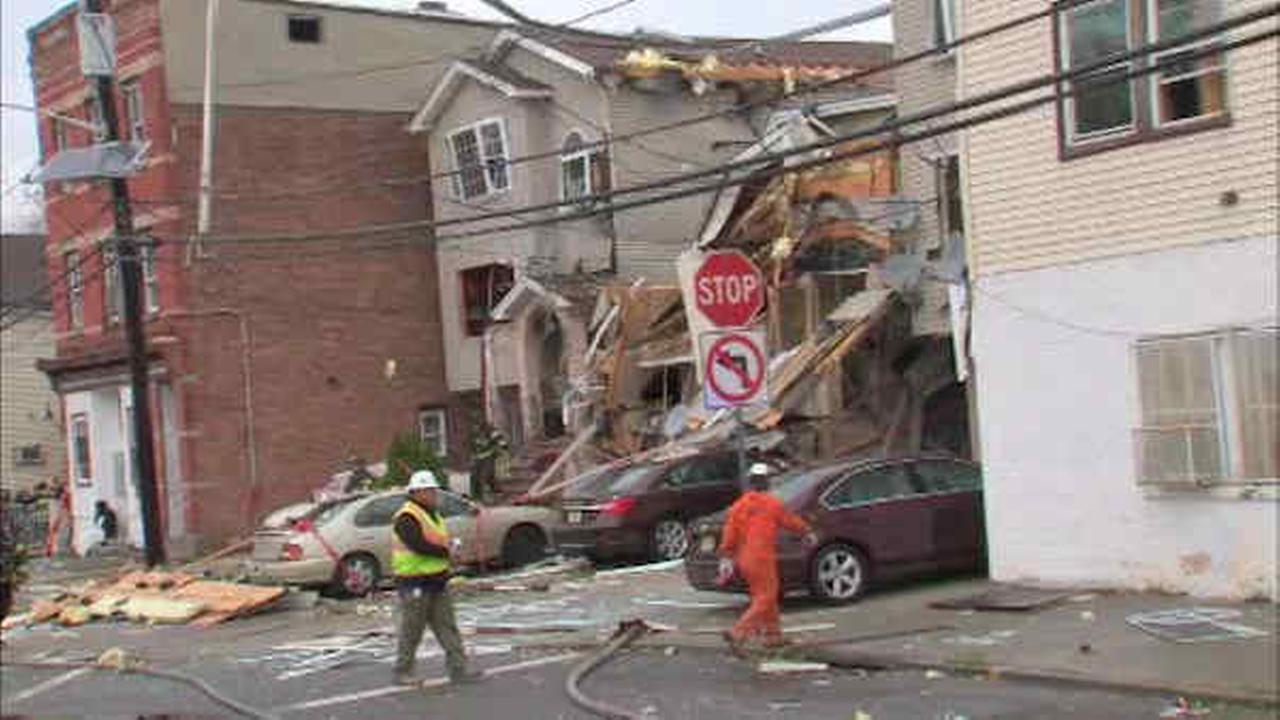 2nd person dies from November house explosion in Elizabeth