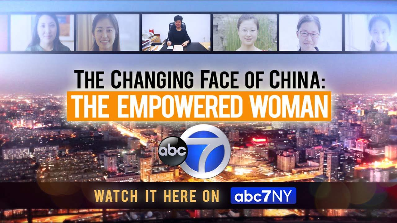 The Changing Face of China: The Empowered Woman- Watch it on ABC7NY