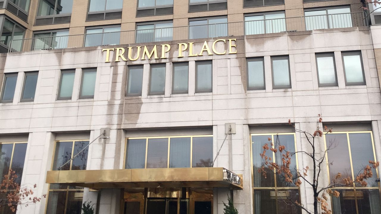 The Company Was Contractually Required To Keep Trump S Name On Buildings Until Just Recently When Contract Ended Since Then Hundreds Of Tenants In