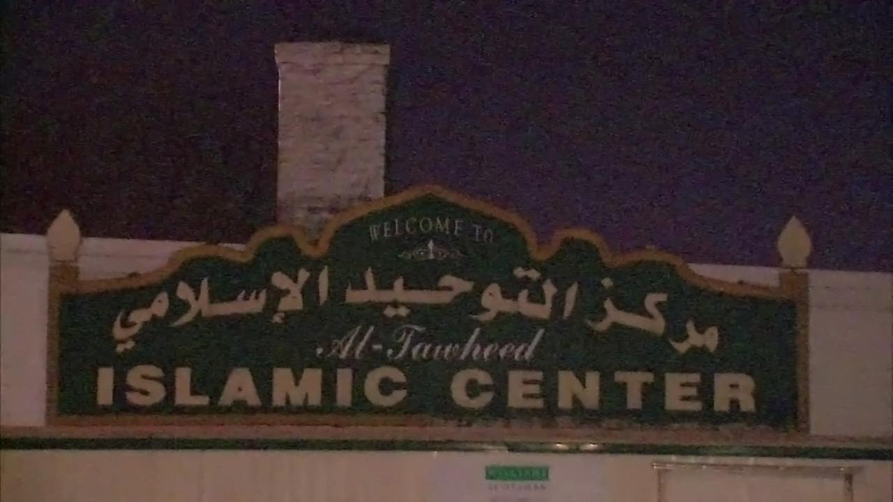 Mosque in Jersey City sent letter of hate