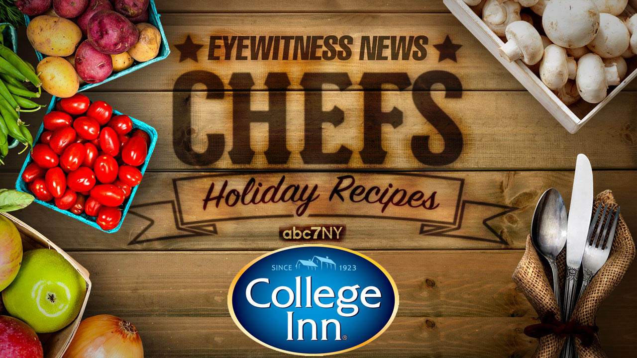 eyewitness news holiday recipes