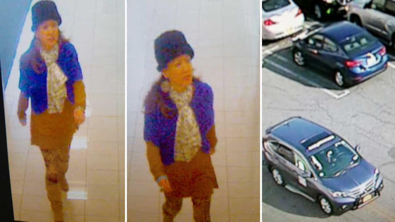 Photos of suspect released after attempted abduction in Kohl's bathroom