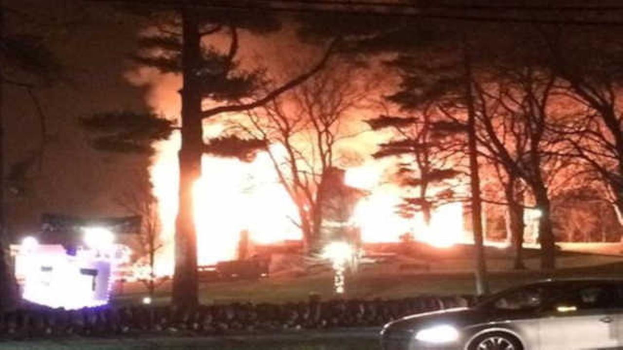 Fire at Briarcliff Manor rec center under investigation