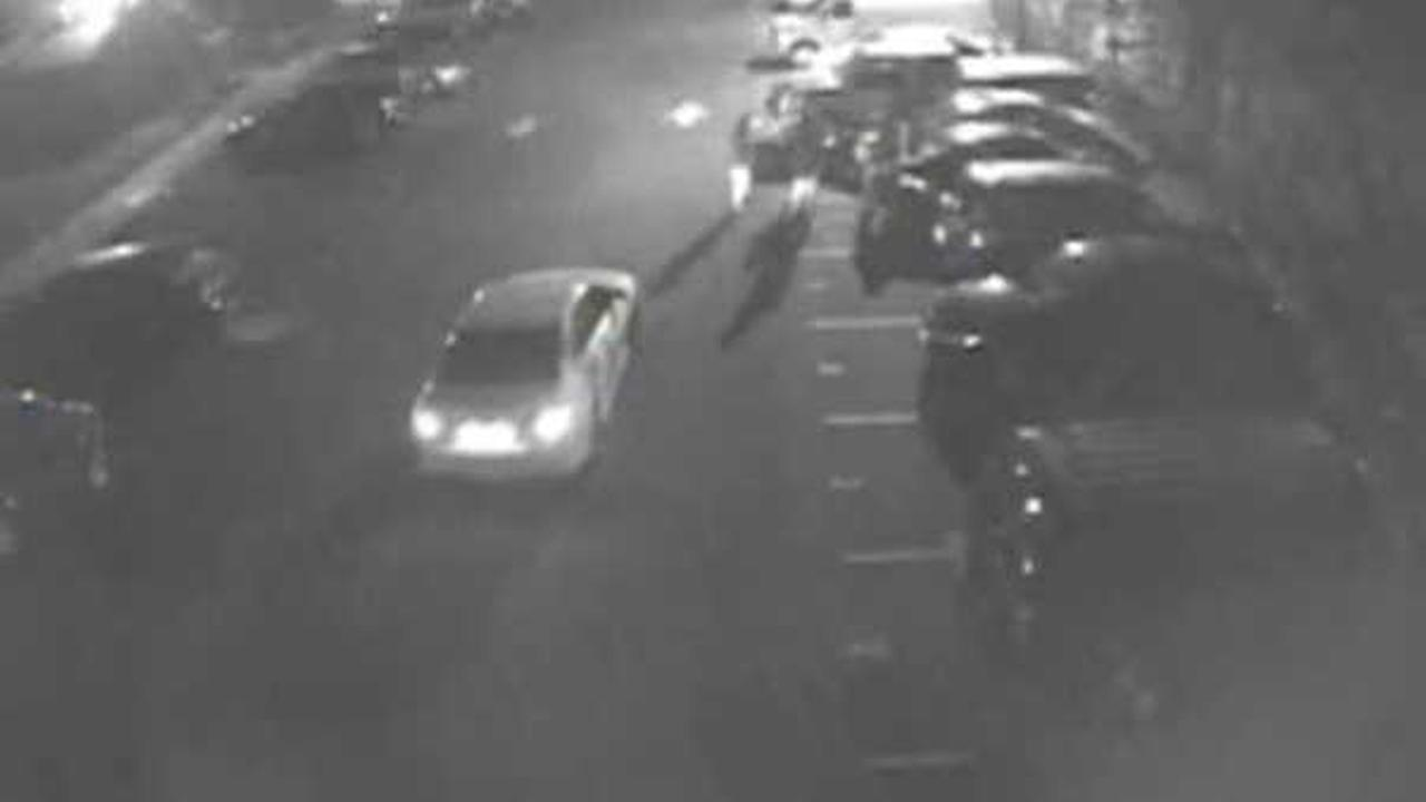 Police looking for suspects in drive-by shooting in Englewood, New Jersey
