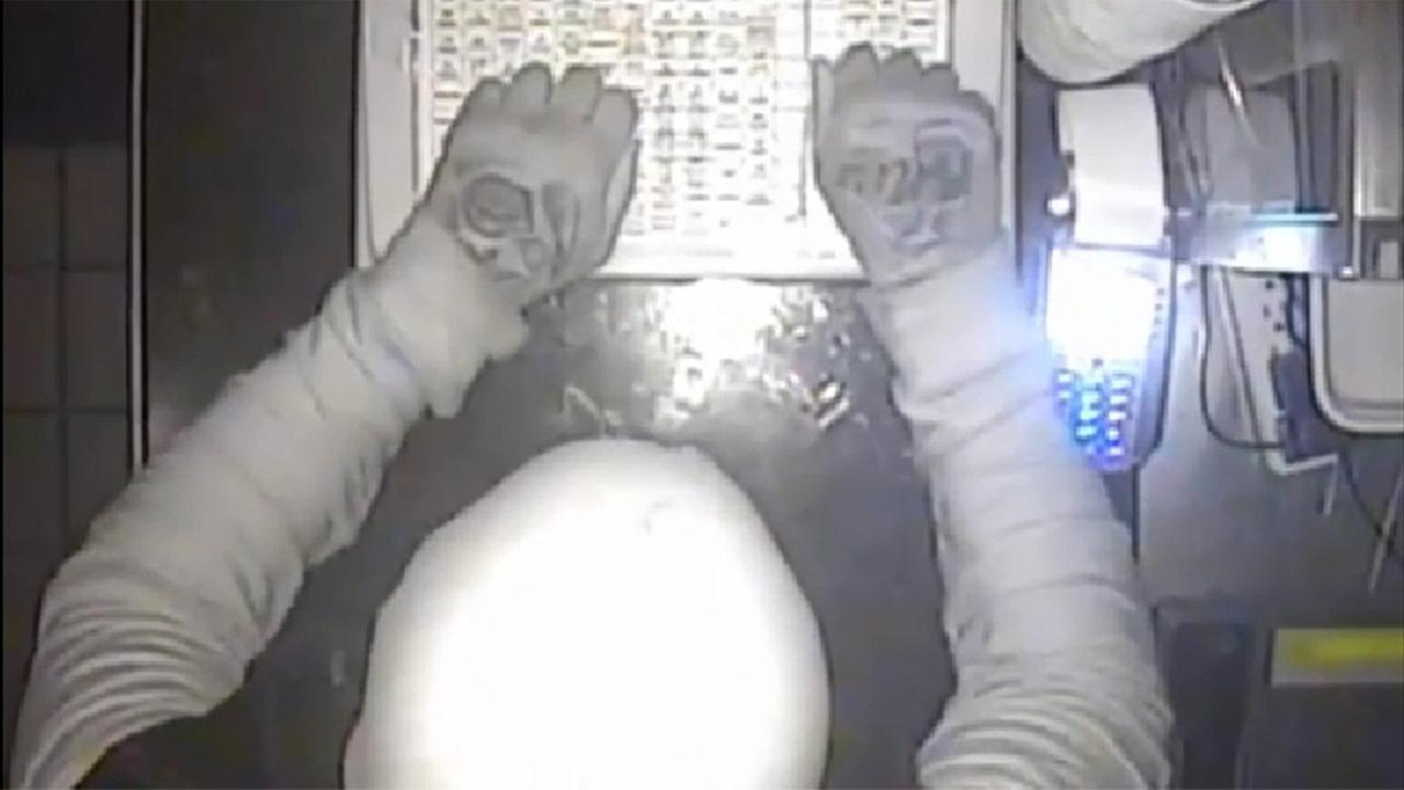 Stamford police hope video, burglar's distinctive hand tattoos will lead to arrest