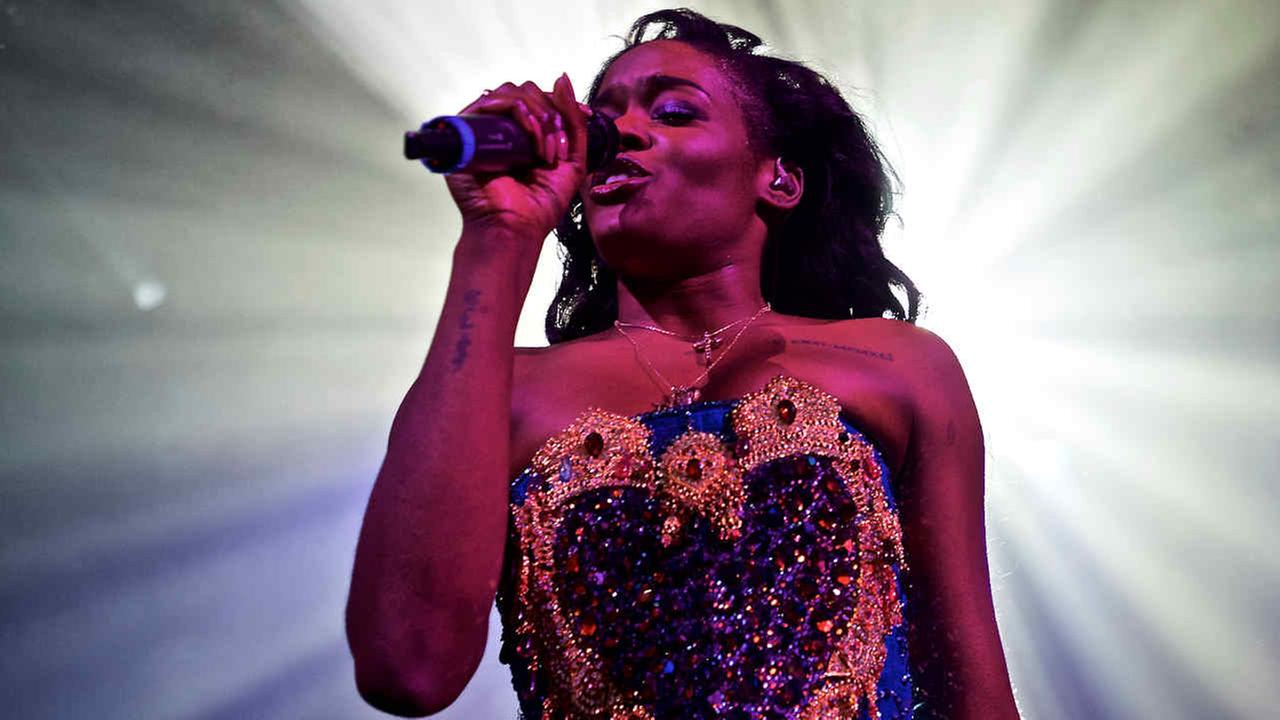 Azealia Banks performs in concert at Irving Plaza on Monday, May 11, 2015, in New York.