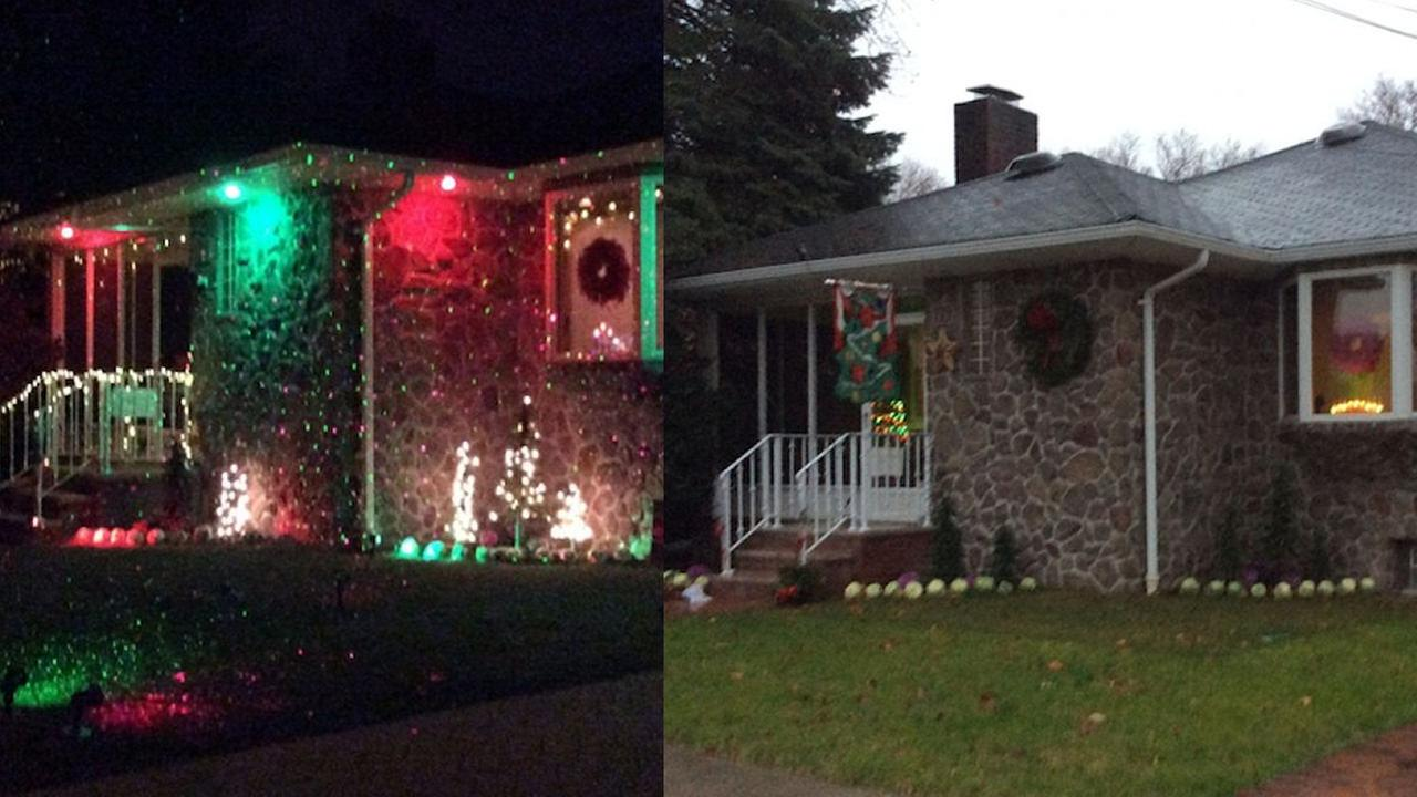 Christmas lights and decorations stolen from 3 homes on Staten Island