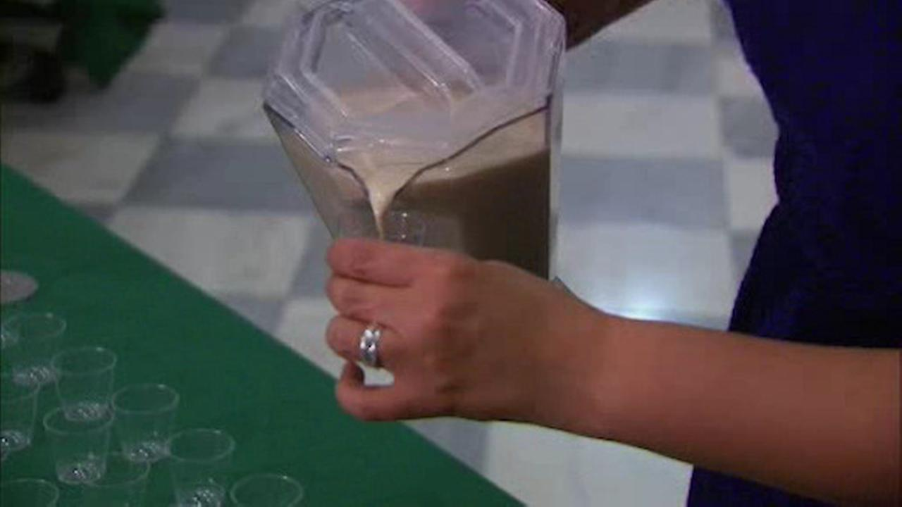 Coquito competition held in Brooklyn