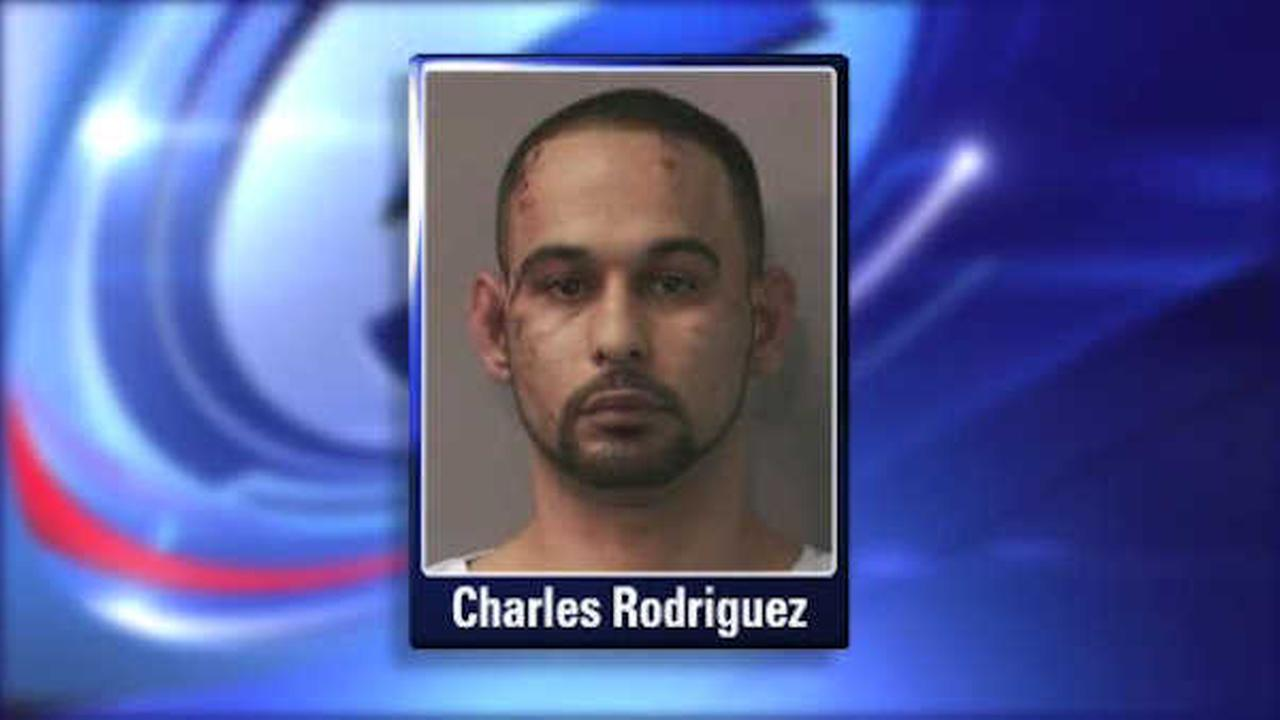 Long Island man accused of assaulting police officers during arrest