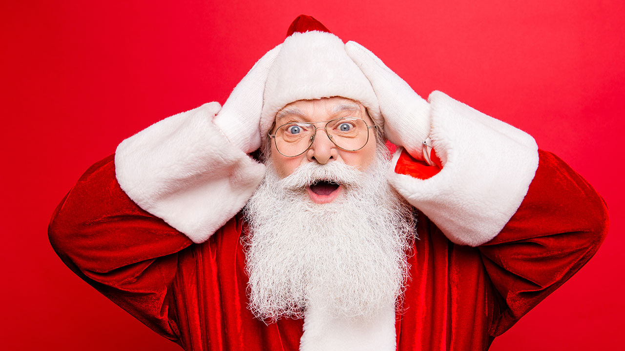 Teacher told 1st graders Santa Claus isn't real, district says