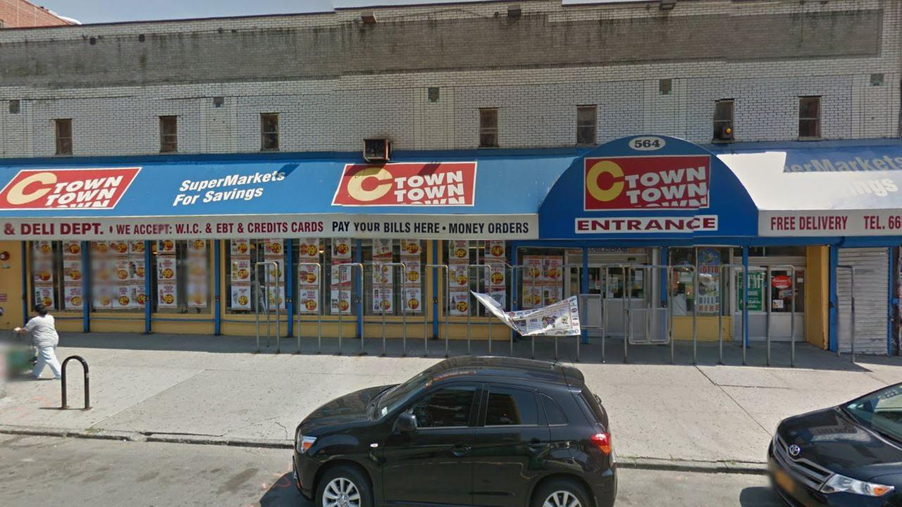 Man shot inside C-Town Supermarket in the Bronx was targeted, NYPD says