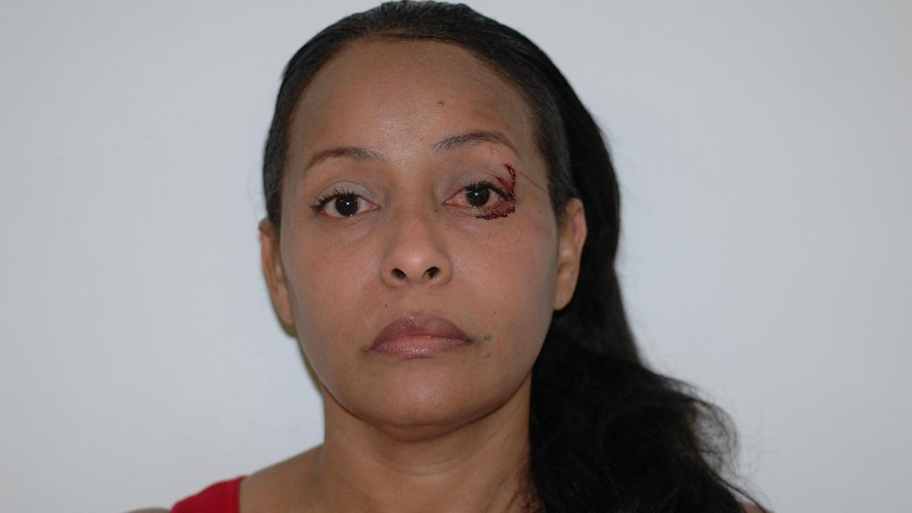 Woman arrested after allegedly attacking teen with pipe over parking spot in NJ