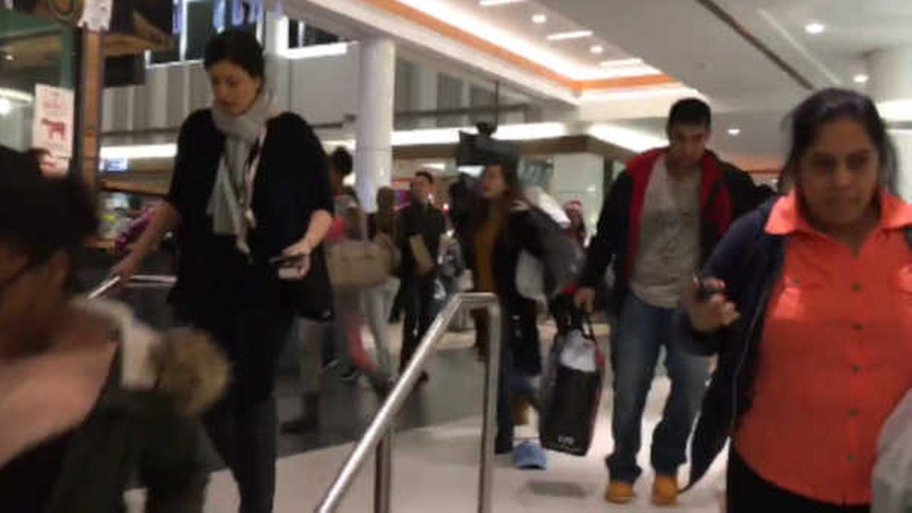Fight breaks out in food court at Roosevelt Field Mall; no injuries