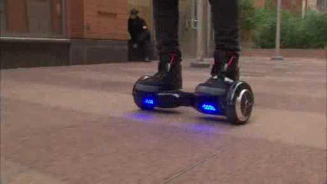Metra bans hoverboards due to safety concerns