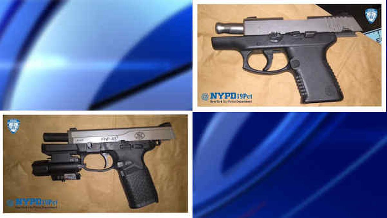 NYPD: Man threatens driver with gun during road rage incident on 59th Street Bridge