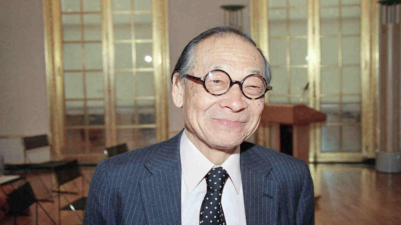 Aide to I.M. Pei, 98, charged with assaulting him
