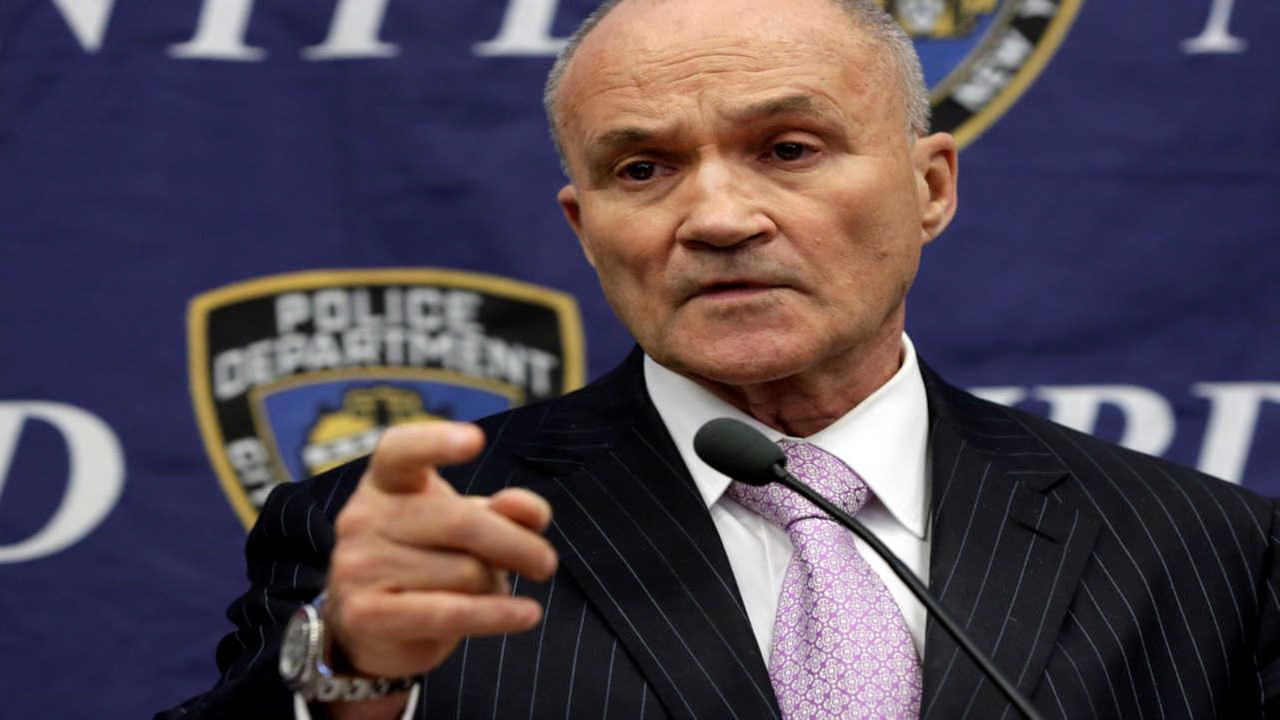 City attorneys say former Police Commissioner Ray Kelly's emails somehow got erased