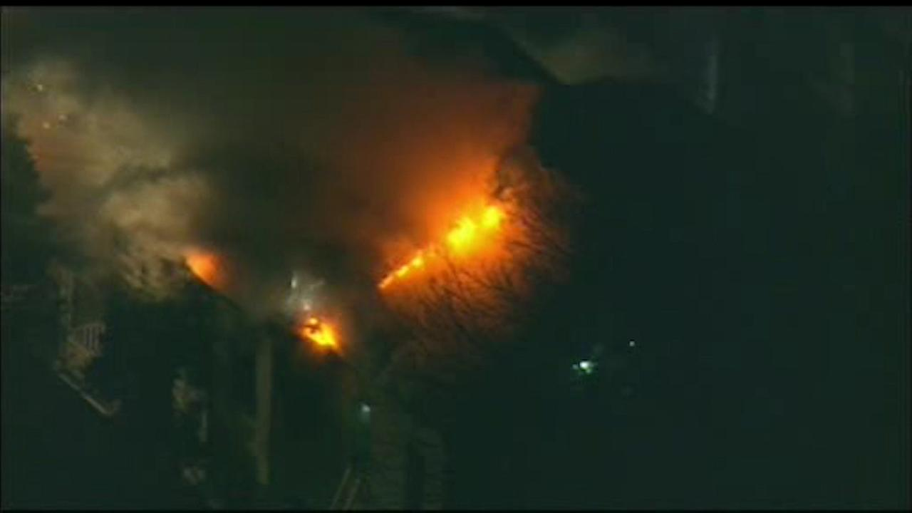 Woodlawn home destroyed by fire