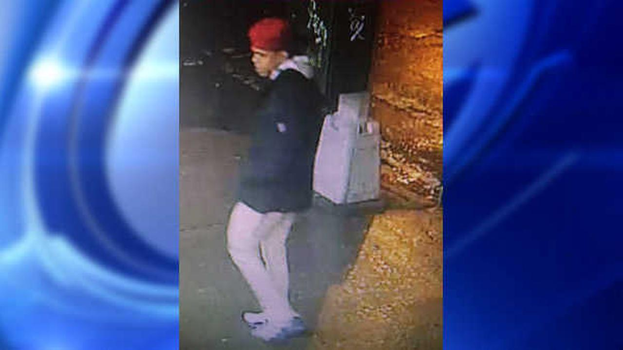 NYPD surveillance photo of a suspect in a rape in Washington Heights