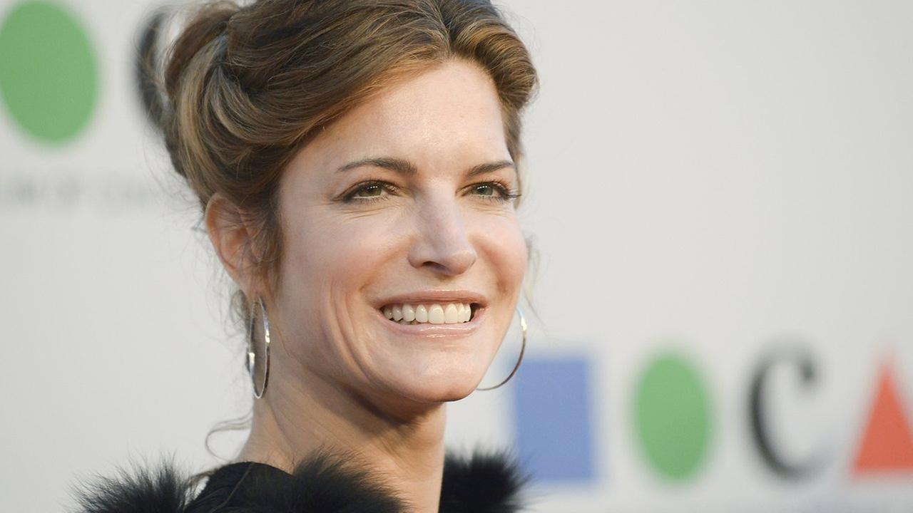 Stephanie Seymour arrives at the 2013 MOCA Gala celebrating the opening of the Urs Fischer exhibition at MOCA on Saturday, April 20, 2013 in Los Angeles.