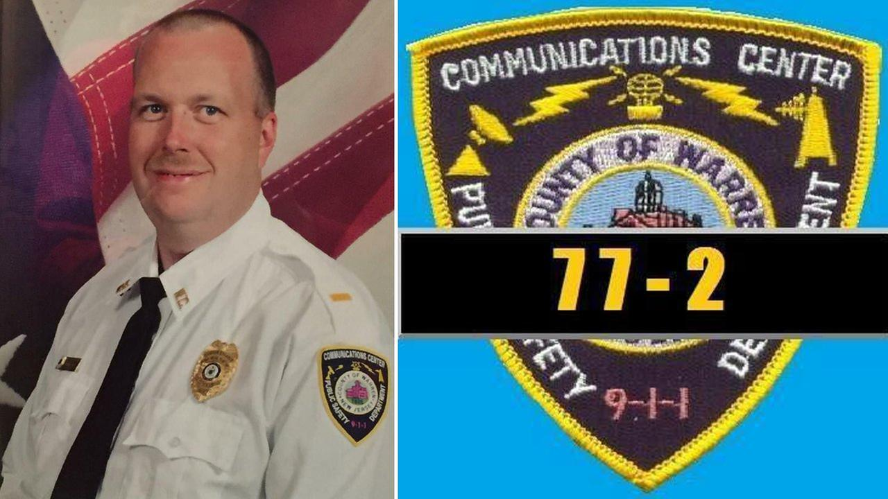 Emergency responder dies after helping teen daughter in crash in New Jersey