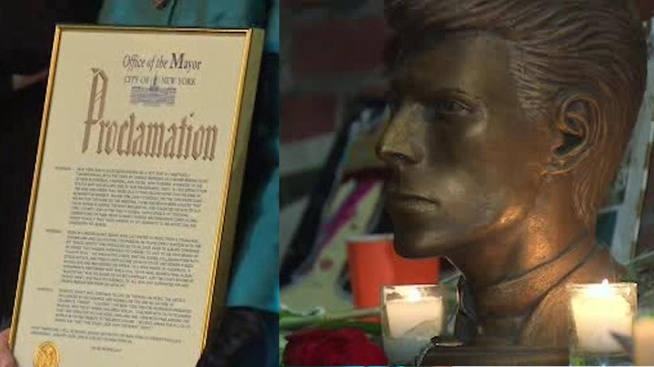 January 20th declared 'David Bowie Day' in New York City