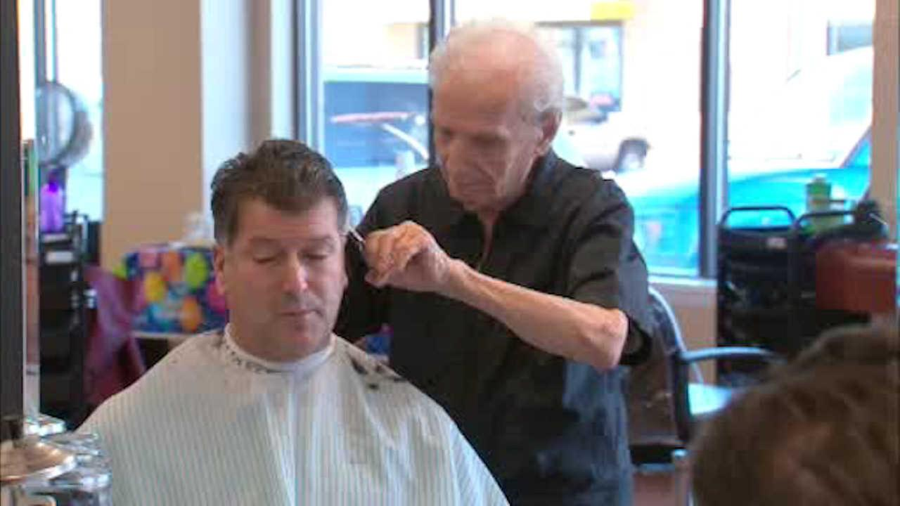 Worlds Oldest Barber Still On Cutting Edge In Orange County At Age