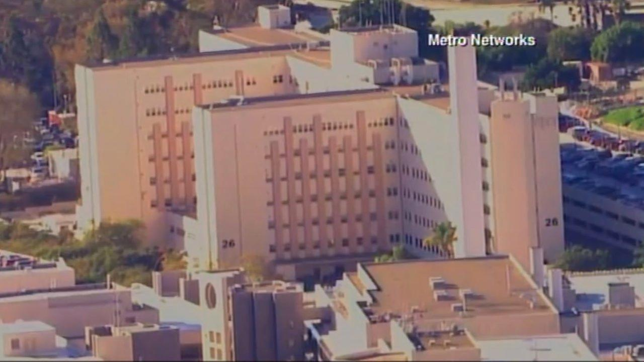 No casualties or evidence of shooting at Navy hospital in San Diego, official says